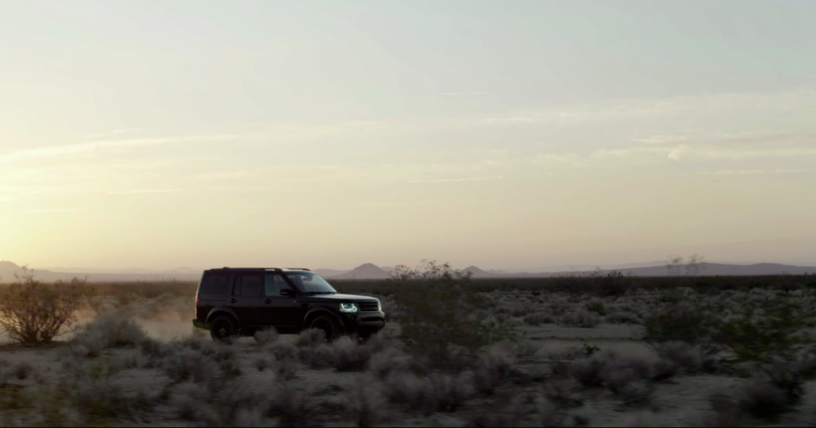 Land Rover X Virgin Galactic