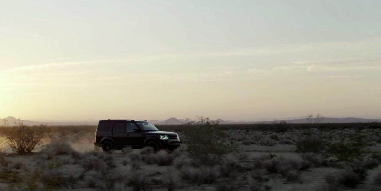 #Land Rover X Virgin Galactic