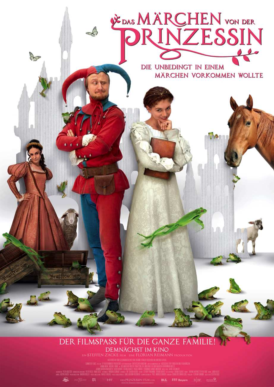 #Das Märchen von der Prinzessin…