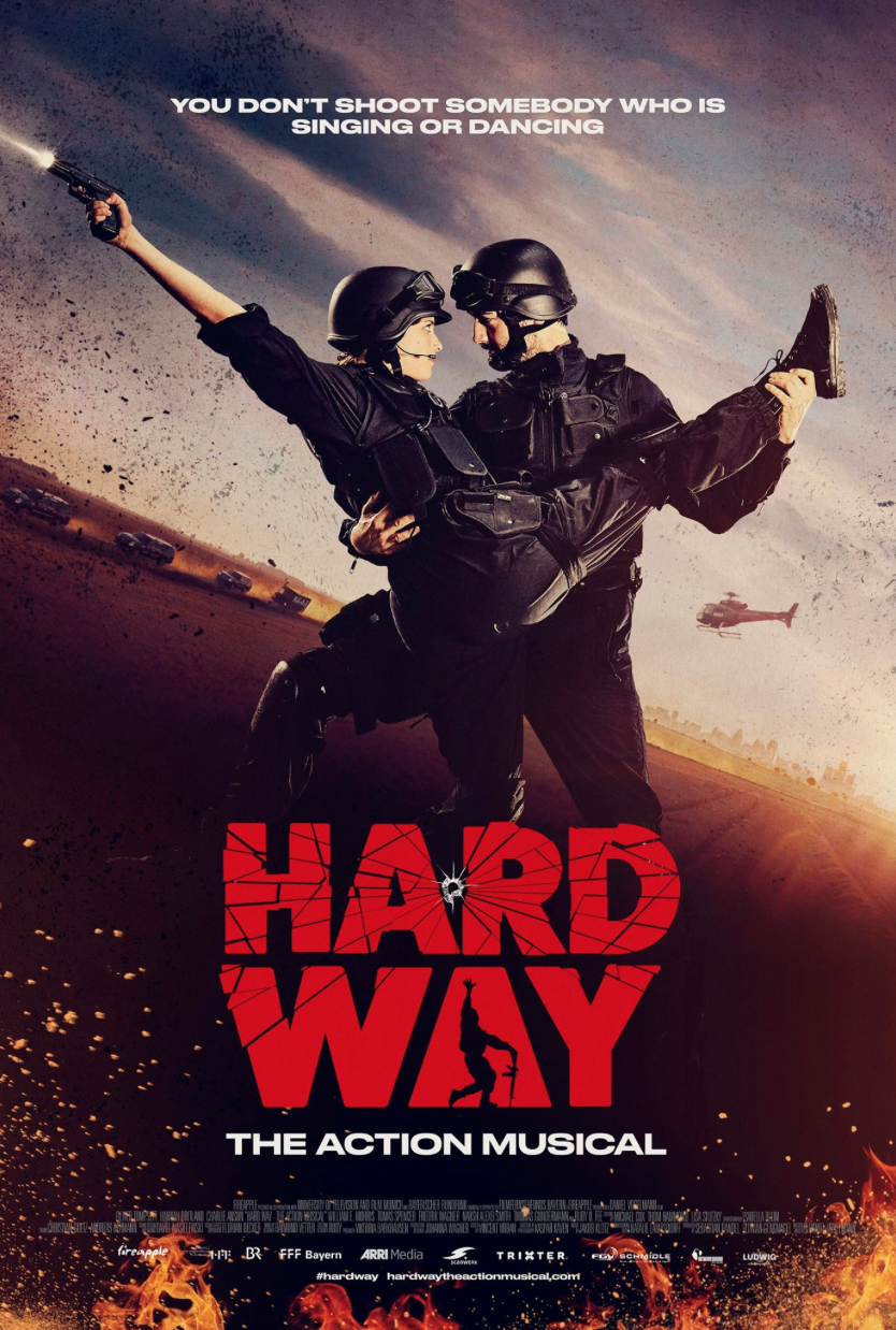 #Hard Way – The Action Musical