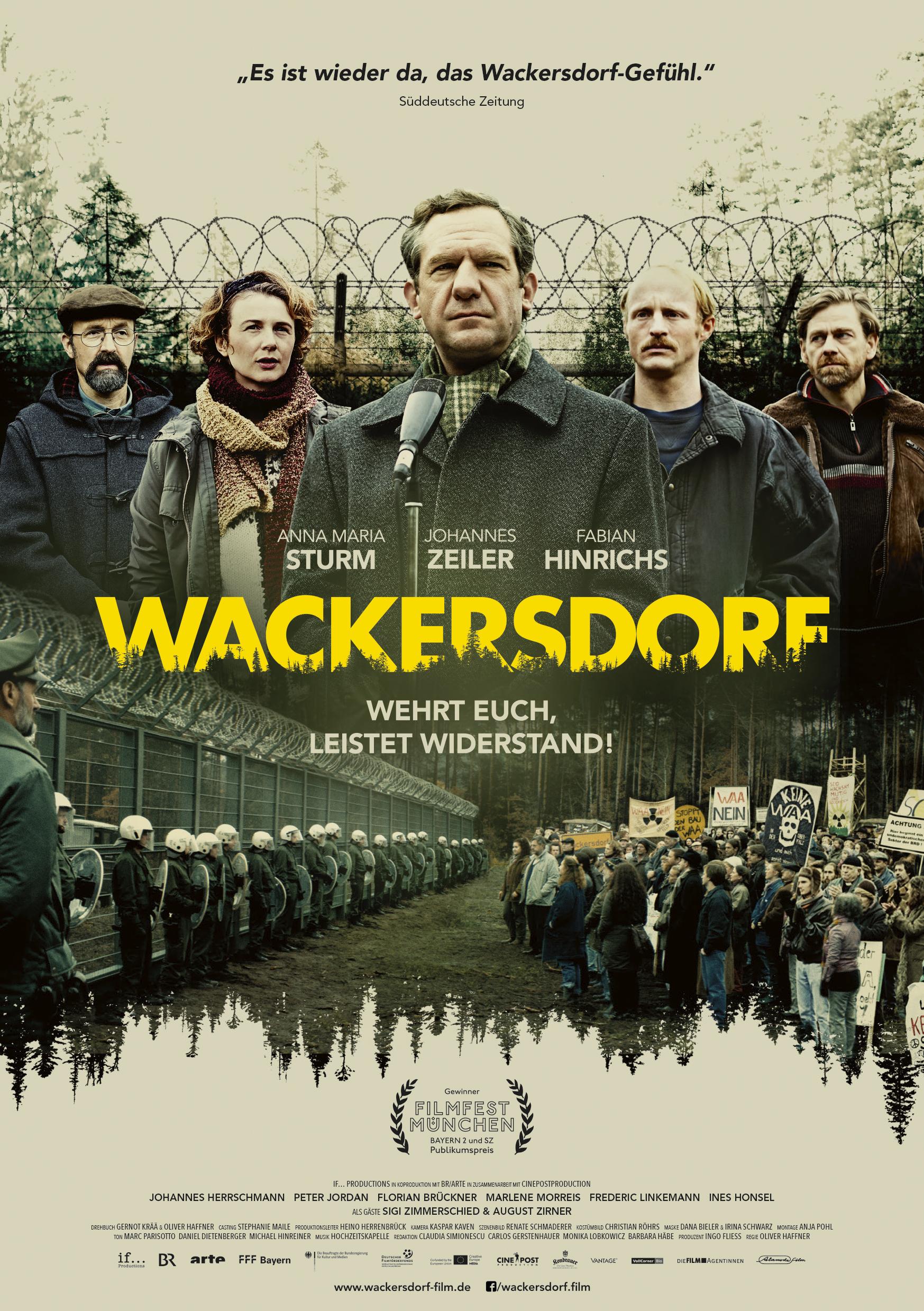 #Wackersdorf